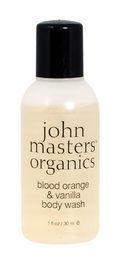 John Masters Organics Blood Orange & Vanilla Body Wash 血橙雲呢拿沐浴乳 30ml